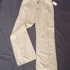 Pants - Tan pants